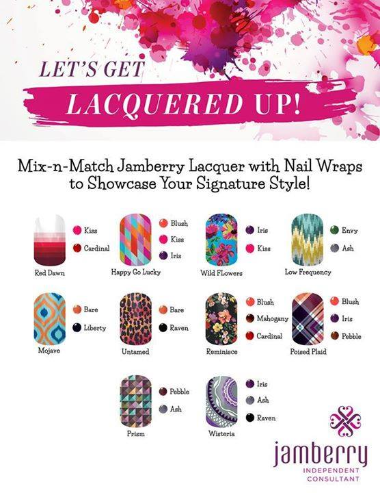 Jamberry Introduces Nail Lacquer Mamas Got This